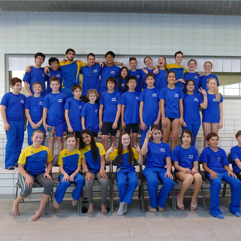 ISF Swimmers Win Convincingly at GISST Swim Gala