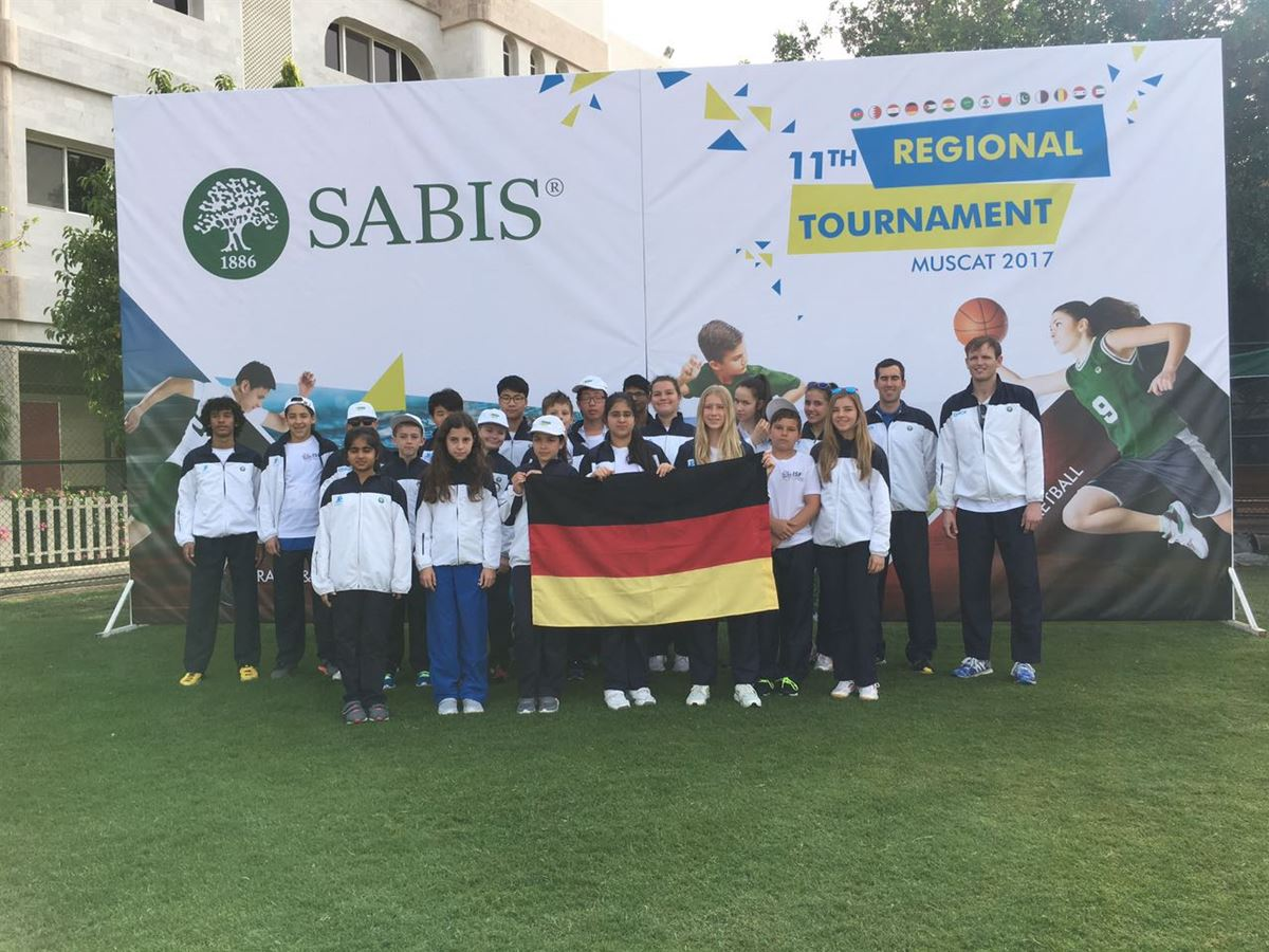 ISF Successful at SABIS® Regional Tournament