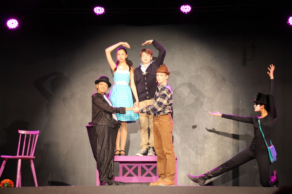 "Secondary Students Dazzle ISF In ""The Fantasticks""!"