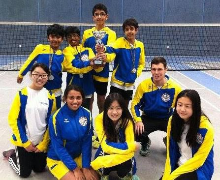 Success for ISF badminton players